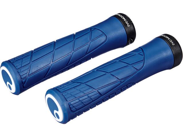Ergon GA2 Cykelhåndtag, nightride blue